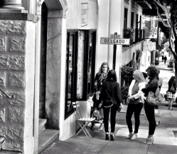 Ladies who lunch in Russian Hill