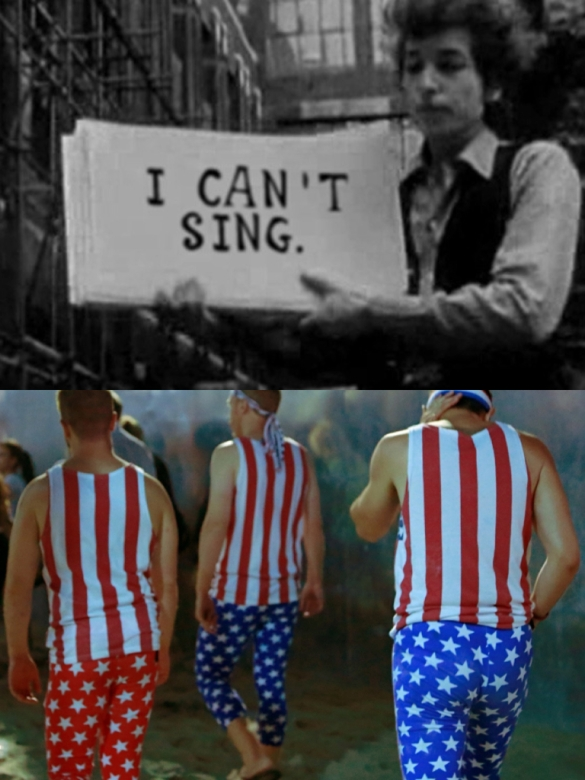 I know Bob. I know.  But your fans still you and the USMNT. Bottom photo by Jia Wertz